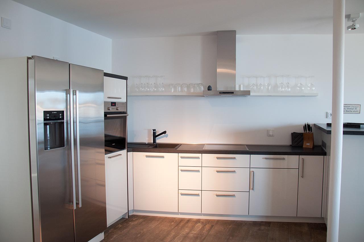Komfort - Ihre vollausgestattete Küche