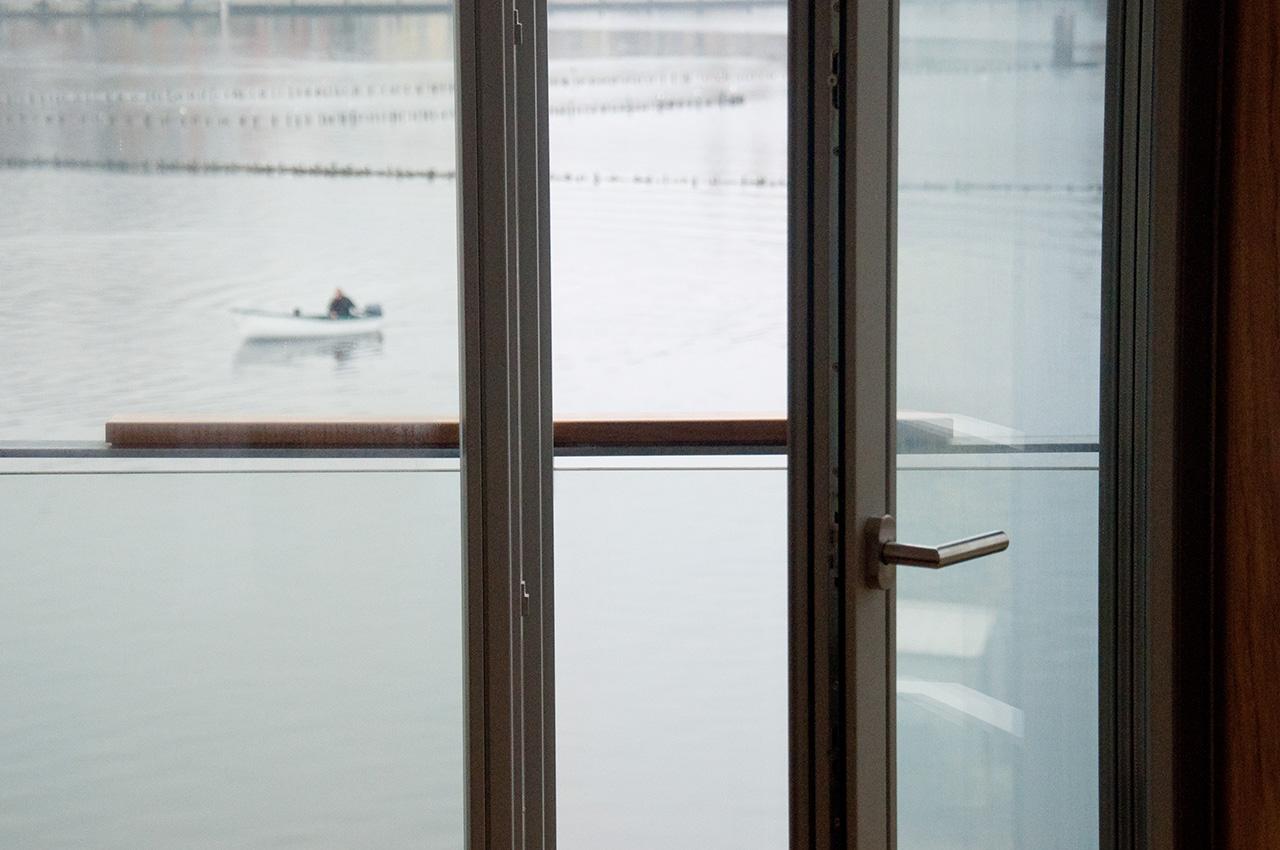 Hafenkino direkt vor der Tür